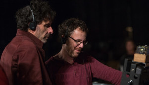 Joel and Ethan Coen © Alison Cohen Rosa / Universal Pictures