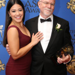 Gina Rodriguez and Lowell Peterson, ASC