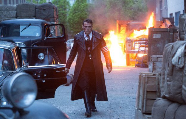 """Scene from Amazon's """"The Man in the High Castle"""""""
